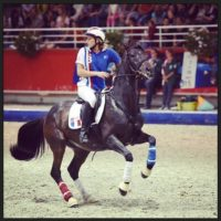 Une horse-balleuse canaulaise championne d'Europe