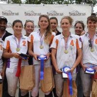 Pro Féminines 2018 : médaille de bronze