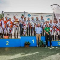 Amateurs  Elite Canaulais Vice champions de France