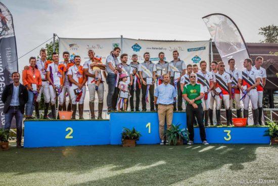 Amateurs  Elite Canaulais Vice champions de France