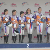 Championnats de France de Horse-ball : Minimes 1 : Vice champion de France